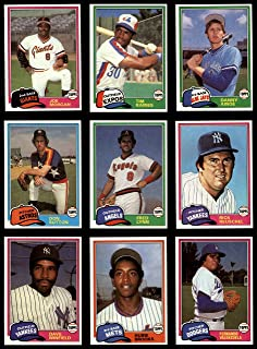 1981 Topps Baseball Traded Complete Set (In Box) (Baseball Set) Dean's Cards 8 - NM/MT