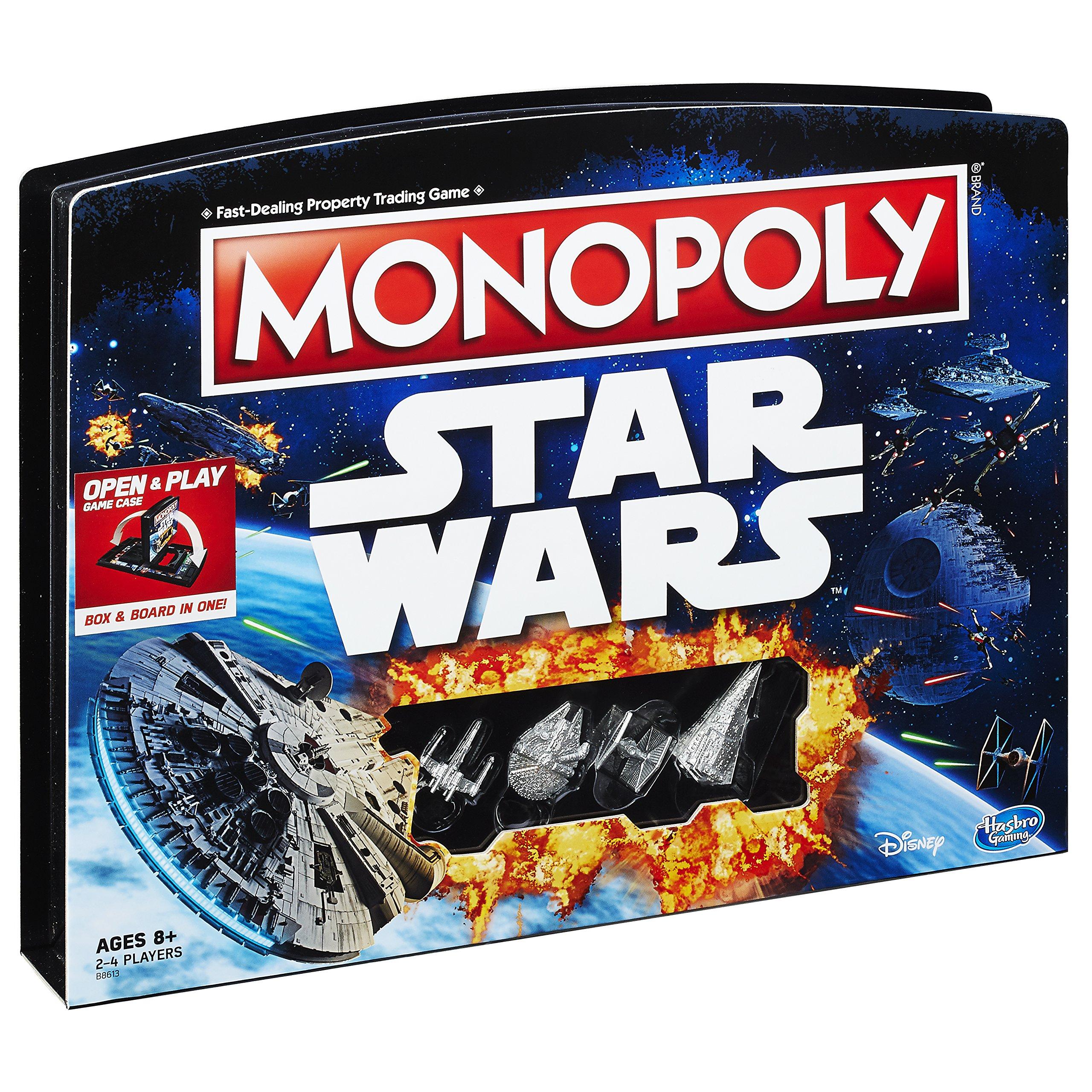 Desconocido Monopoly Star Wars: Amazon.es: Electrónica