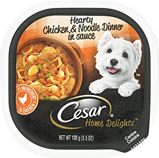Cesar Home Inspired Wet Dog Food – 24 Trays