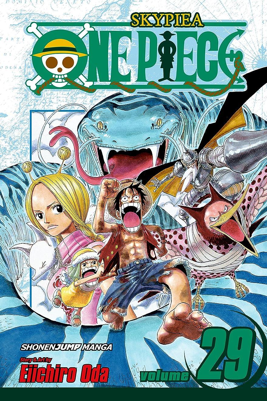 擬人主観的エクステントOne Piece, Vol. 29: Oratorio (One Piece Graphic Novel) (English Edition)