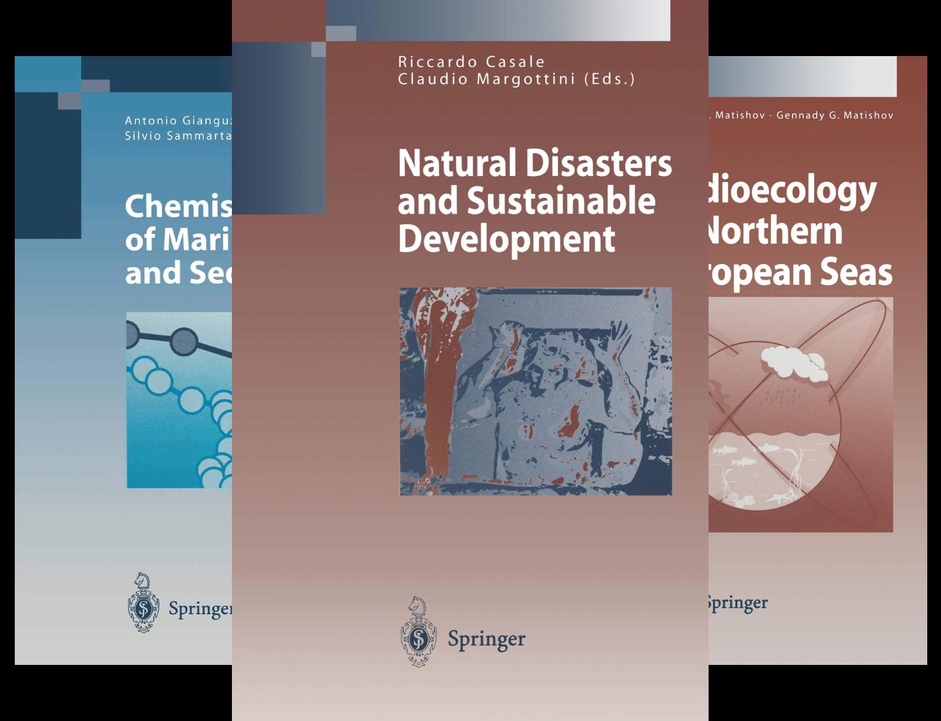 Environmental Science and Engineering (51-100) (50 Book Series)