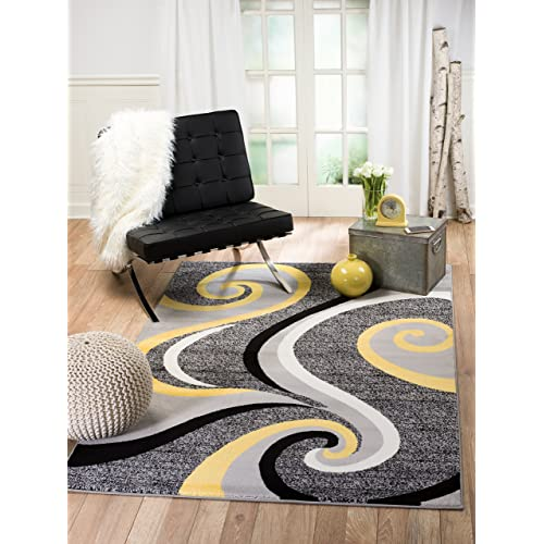 Grey Yellow Bedroom Decor: Amazon.com