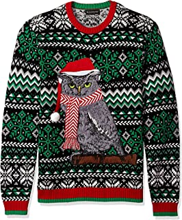 Blizzard Bay Men's Ugly Christmas Sweater Animals