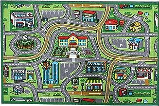 Playmat Play Rug Educational Area Rug for Kids, Babt, Toddler, 40x60