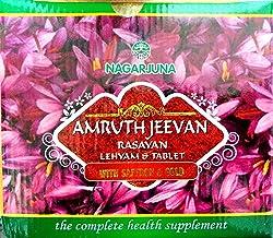 Nagarjuna Herbals Ayurvedic Amruth Jeevan Rasayan, 900 G 90 Tablets