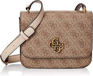 Guess Noelle Mini Crossbody Flap Bag