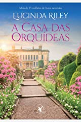 A casa das orquídeas eBook Kindle