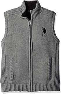 Men's Lined Full Zip Vest