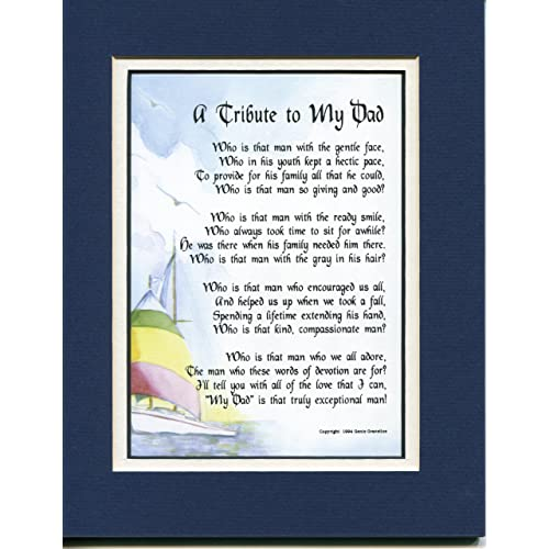Genies Poems A Sentimental Present For Father 20 Touching 60th 70th Or 80th