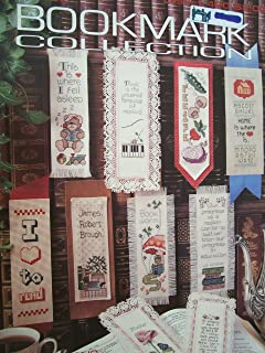 Leisure Arts Leaflet, No. 420: Bookmark Collection - Cross Stitch