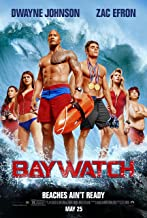 Baywatch Movie Poster Limited Print Photo The Rock Zac Efron Daddario Kelly Rohrbach Pamela Anderson Hasselhoff Size 22x28 #1