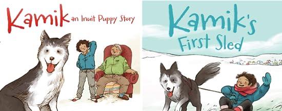 Kamik (2 Book Series)