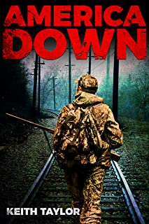 America Down: Post-Apocalyptic EMP Survival Fiction (Willow Falls Book 2)