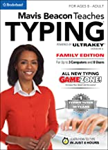 Mavis Beacon Teaches Typing Powered by Ultrakey v2 - Family Edition [Download]