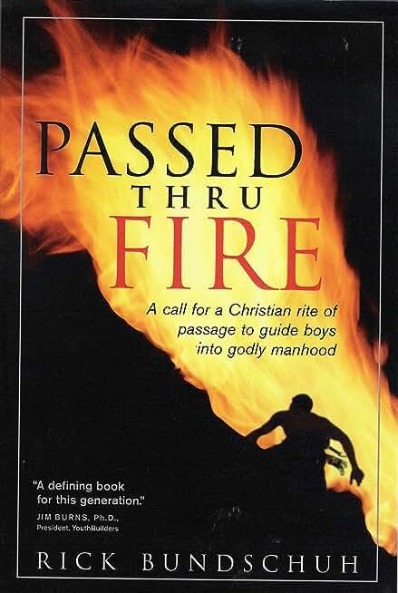Passed Thru Fire (English Edition)