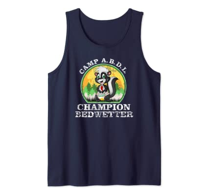 Amazon com: Vintage Themed CAMP ABDL CHAMPION BEDWETTER Baby