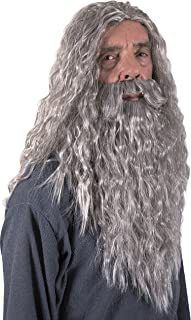 moses beard and wig