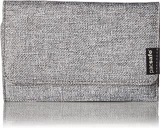 Pacsafe Rfidsafe Lx100 Anti-Theft RFID Blocking Wallet, Tweed Grey (Gray) - 10740112