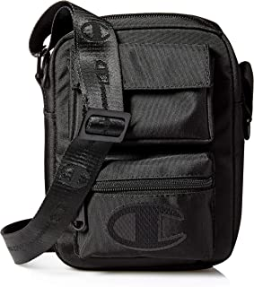Unisex-Adult's Stealth Cross Body Bag, black, One Size