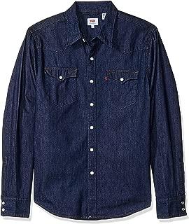 Levi's 65816 Camisa Casual para Hombre