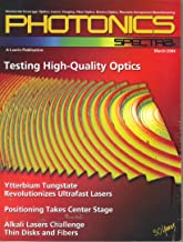Photonics Spectra Magazine, Vol. 38, Issue 3 (March, 2004)