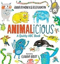 Animalicious: A Quirky ABC Book