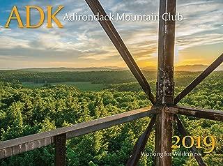 Adirondack Mountain Club 2019 Wall Calendar