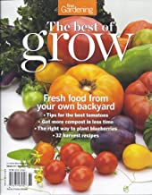 Fine Gardening The Best of Grow 2016)