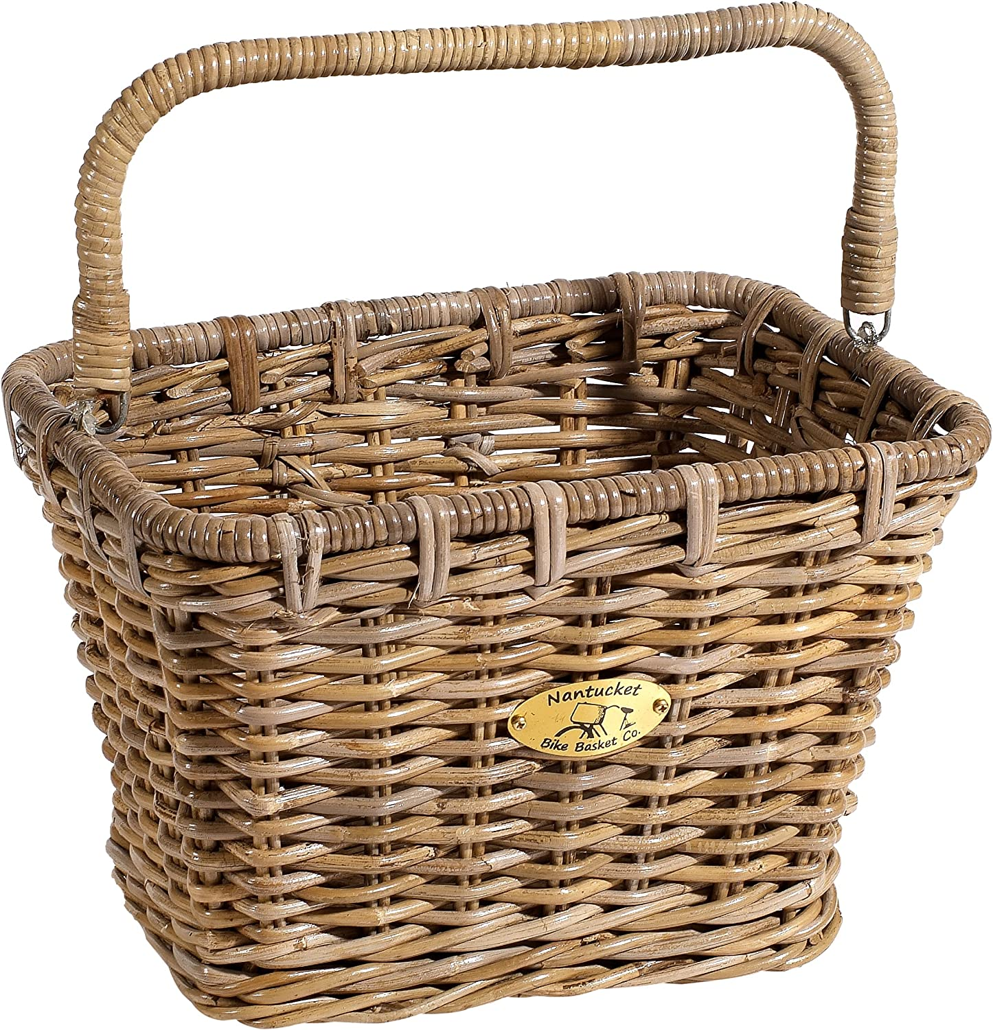 Nantucket Bicycle Basket Co. Selling Ranking TOP8 Rectangle with Large Dutch