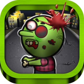The Zombie Games - An Endless Zombie Rampage! Tap Fast With Your Trigger Finger to Kill the Walking Onslaught of the Dead!