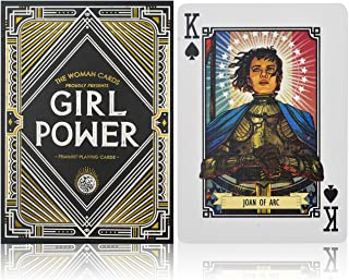 The Woman Cards: Girl Power