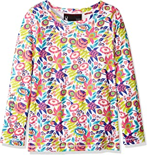 Spyder Girl's Scout Crew Baselayer Long Sleeve