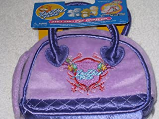 Zhu Zhu Pets Deluxe Pet Carrier with Logo - Purple