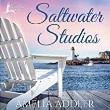 Saltwater Studios: A Westcott Bay Novel, Book 2