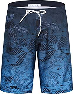 APTRO Men's Shorts Swim Trunks Casual Surf Beach Shorts Quick Dry Board Shorts Casual Home Wear Mens Pajamas S-4XL 02