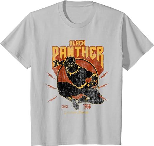 Black Panther Wakanda Forever #2 Unisex Movie Tee Shirt