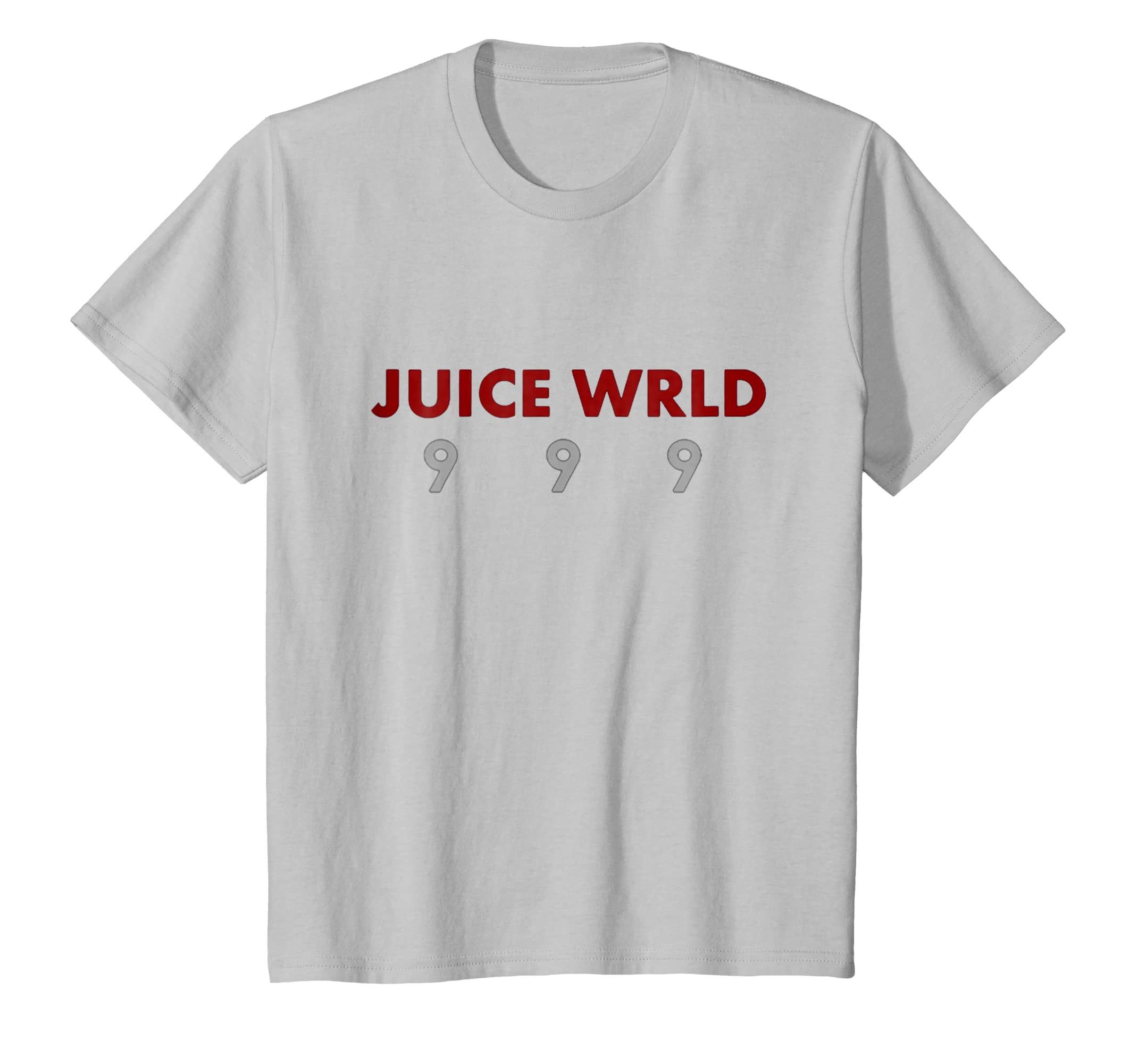 787099dfc Amazon.com: Juice WRLD 9 9 9 T Shirt For Mens Womens: Clothing
