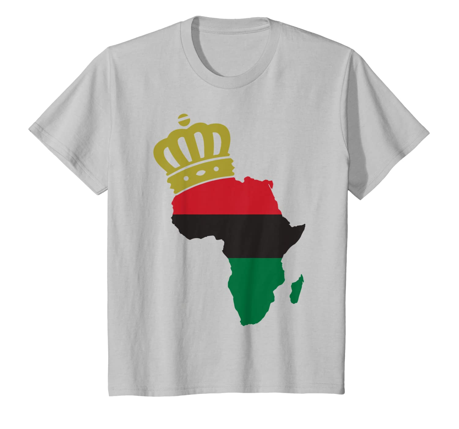 a879eb75f Amazon.com: African American Pride: T-shirts for Men, Women, and Kids:  Clothing