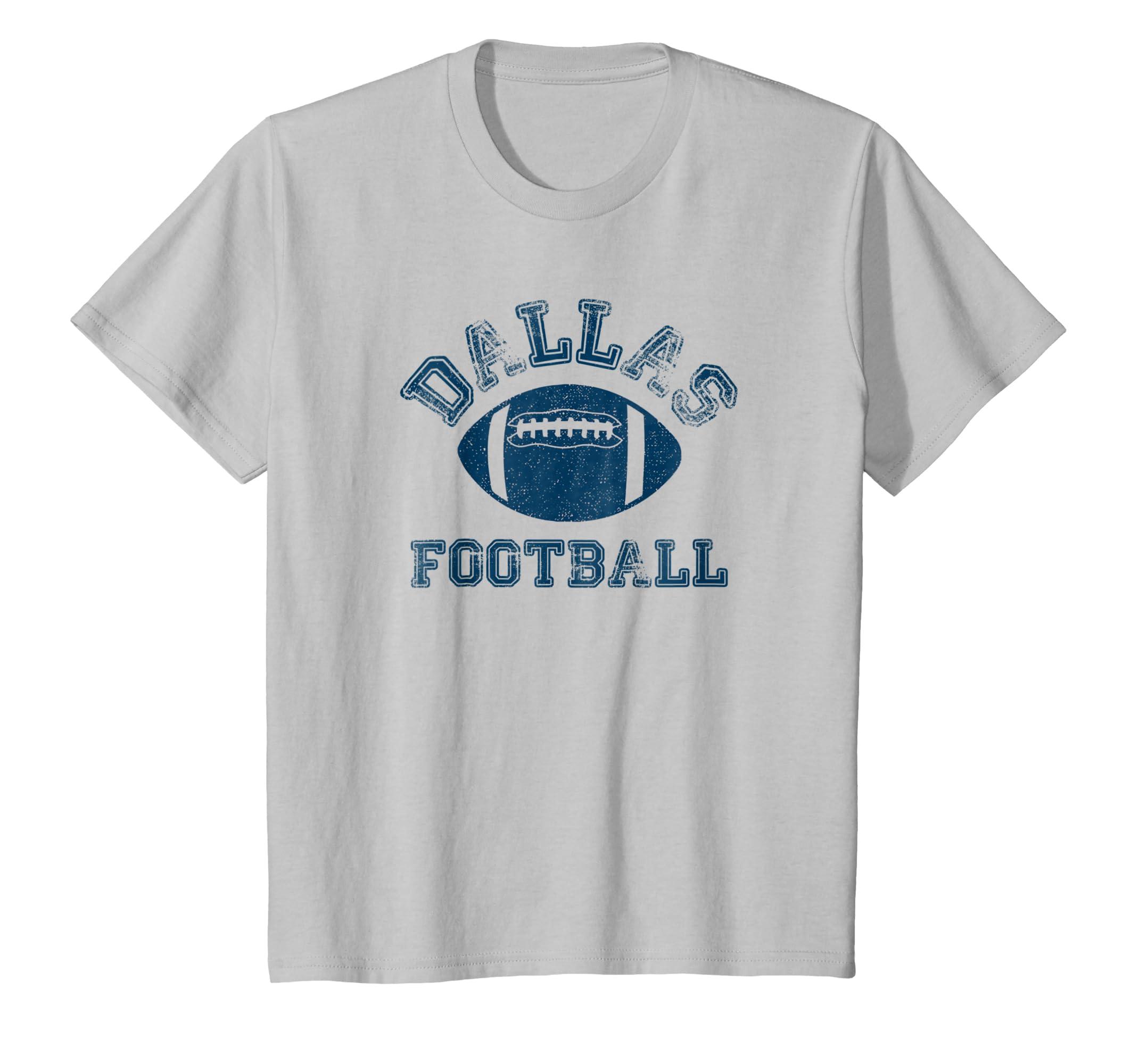 Amazon.com  Dallas Distressed Pro Football Team T-Shirt Mens Womens   Clothing 9cb158542