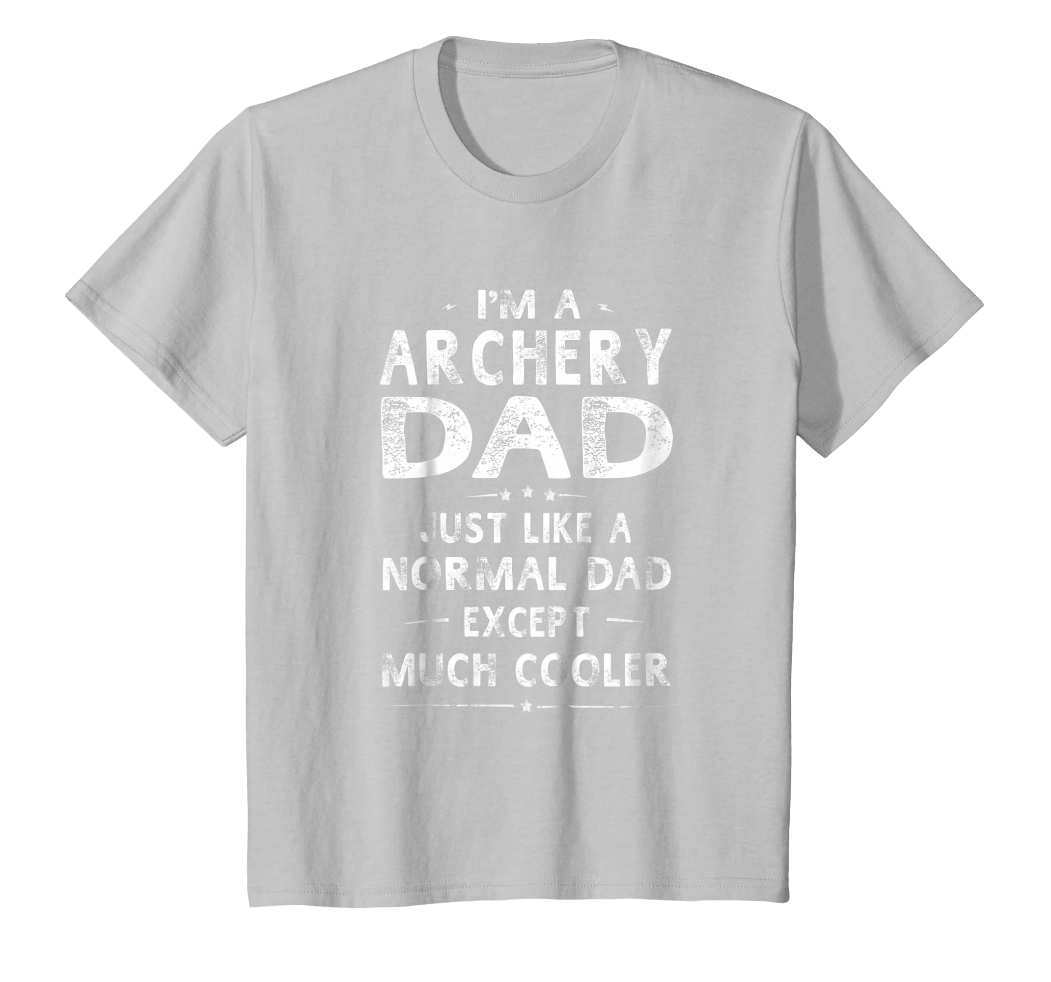 Archery Dad Like A Normal Dad Except Much Cooler Men T shirt-ln
