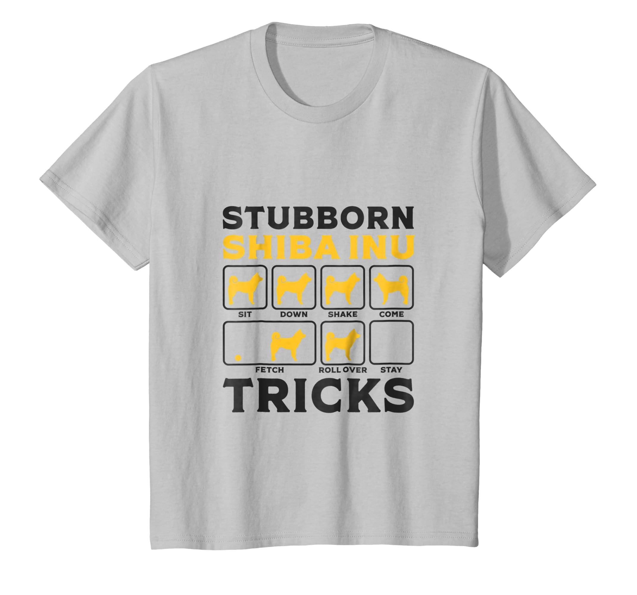 8f76295ed Amazon.com: Shiba Inu Shirt Men Women Kid Dog Lover Funny Christmas Gift:  Clothing