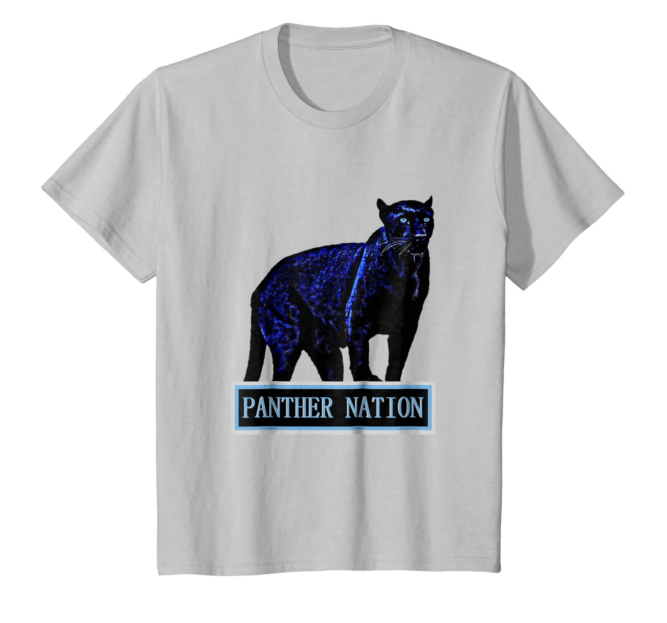 d99eade7 Amazon.com: Keep Pounding Shirt Panthers Nation Mens Women Kids ...