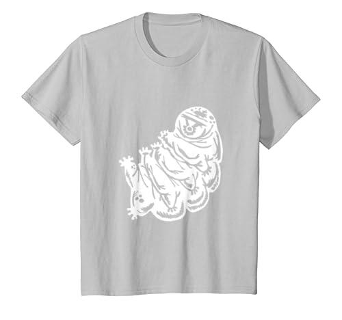 0c1fc651d Amazon.com: Tardigrade Water Bear Illustration Tee Shirt: Clothing