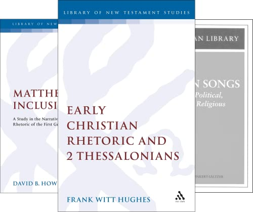 The Library of New Testament Studies (50 Book Series)