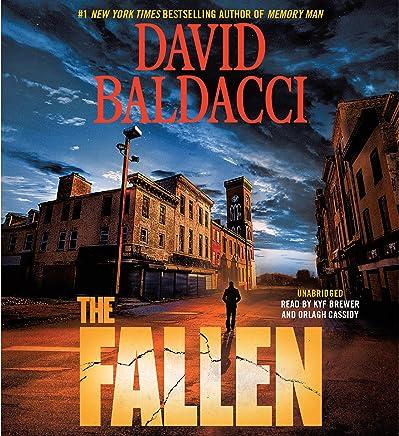 Amazon com: David Baldacci - Books on CD: Books