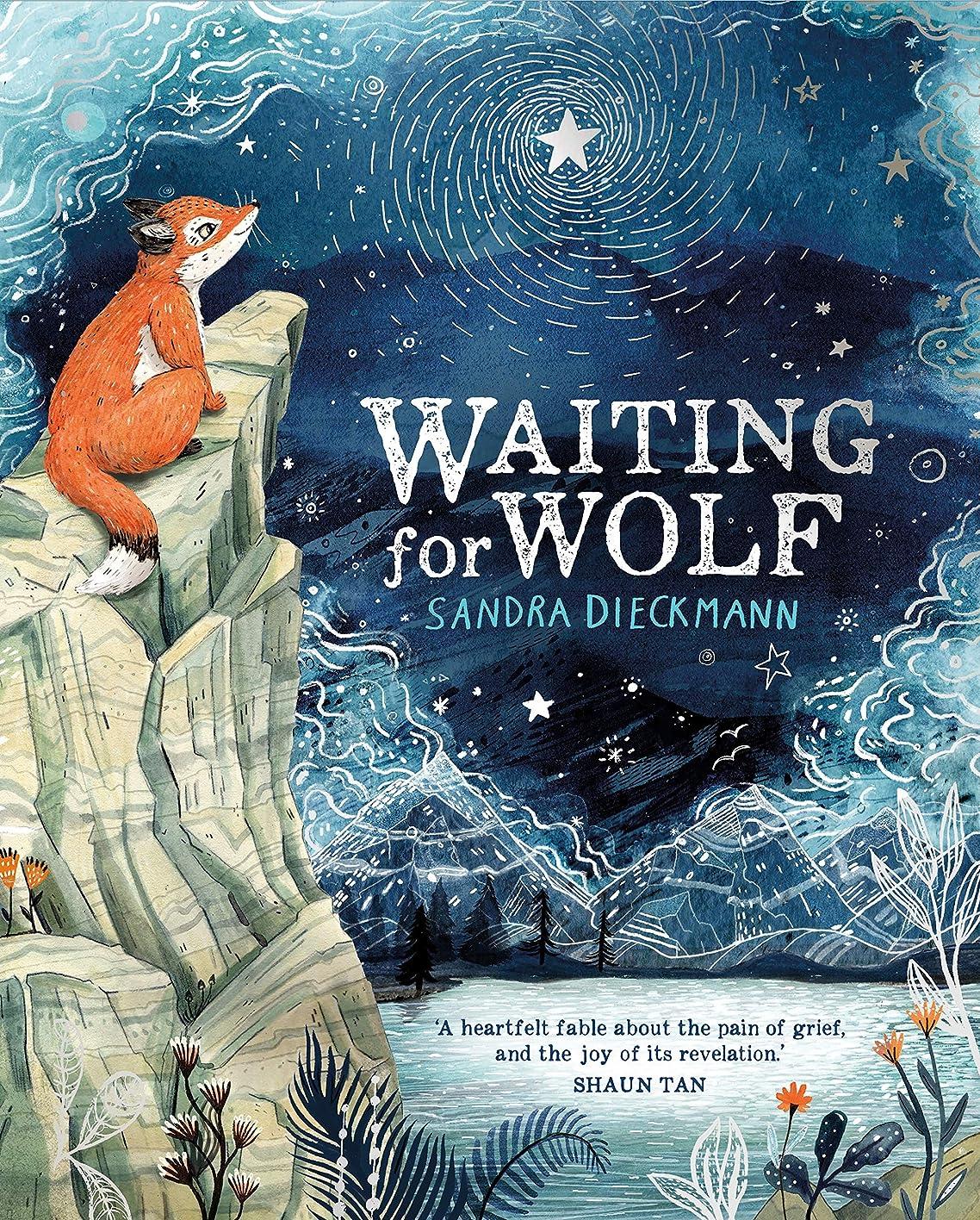 神経障害挽くクラックWaiting for Wolf (English Edition)