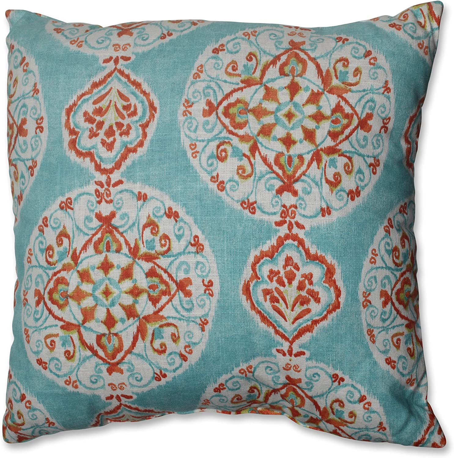 Pillow Perfect New product Throw 35% OFF Mirage 18-Inch Medallion