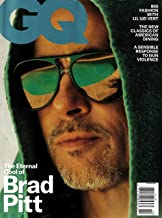GQ Magazine (October, 2019) BRAD PITT Cover, Lil Uzi Vert