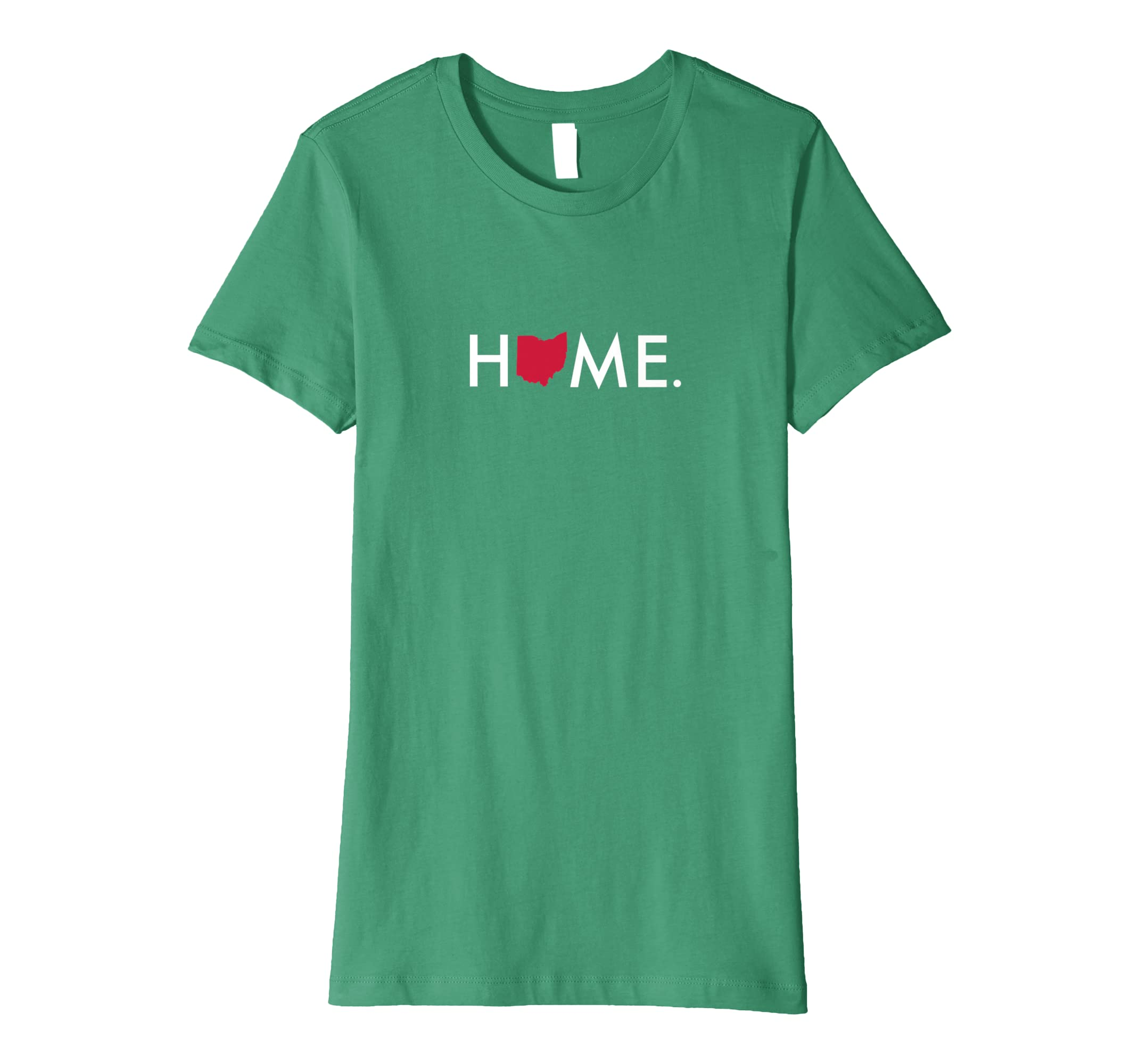 Home State Ohio T-Shirt: Amazon.de: Bekleidung