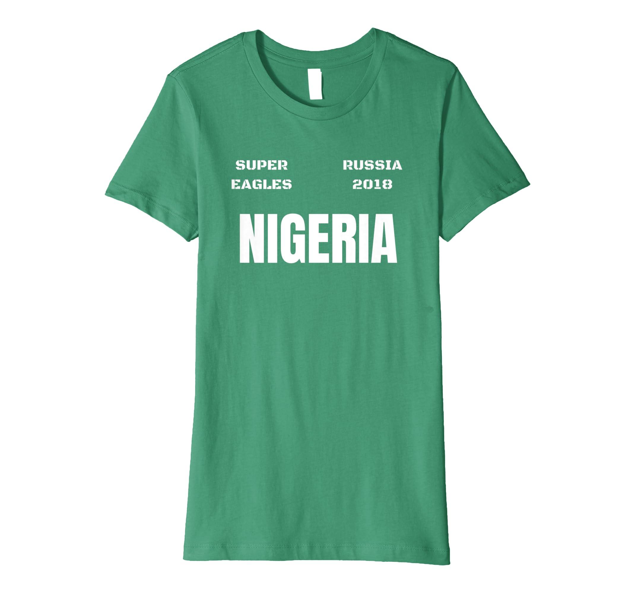 Amazon.com  Nigeria Football T Shirt Super Eagles Jersey  Clothing 268694680